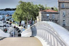 Rembarde du pont Chaban Delmas -  photo 33-bordeaux.com