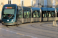 Ligne B du tram de Bordeaux -  photo 33-bordeaux.com