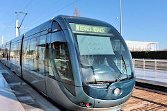 Bordeaux : tramway de la ligne C  -  photo 33-bordeaux.com